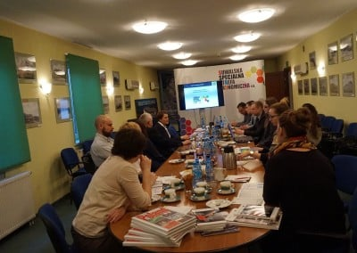 Consultations in the Suwalki Region