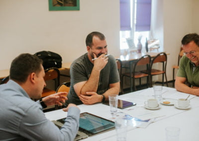 """The first """"live"""" meeting of project partners about modern technologies and e-sport tournaments #OurStories – Poland, Lithuania, Czech Republic – May 2021"""