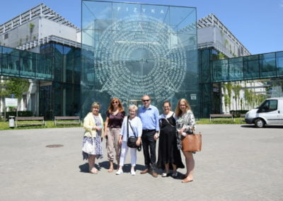 International Meeting of Partners from Poland, Latvia and Lithuania in Białystok – Flexiplant project, June 2021
