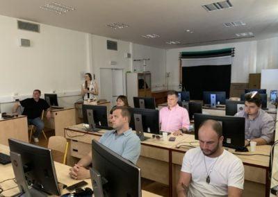 Training in audio-video processing techniques and e-sport #OurStories – Pardubice, Czech Republic – June 2021